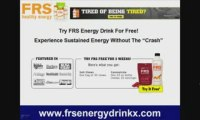 FRS Energy Drink | FRS Energy Drink Free Trial