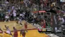 NBA Dwyane Wade's Driving Finesse