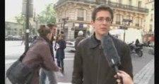 Une journée à Paris : Poste et Sans-papiers
