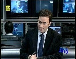 Eric Raoult avec François-Xavier de Calonne