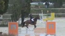 Powel Villeneuve Loubet 31/10/2009 vitesse 110