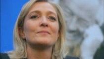 Marine Le Pen - RMC Les Grandes Gueules
