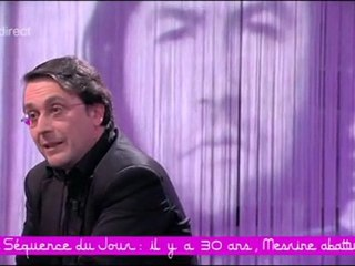 Marc-Edouard Nabe : il ya trente ans, Mesrine abattu