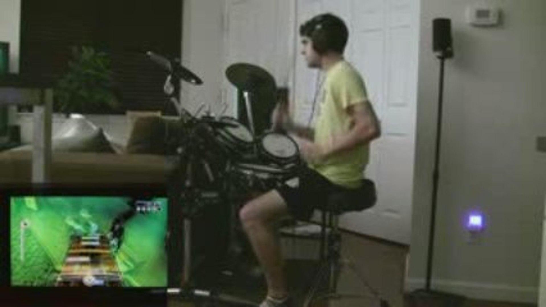 Wolfmother - Pilgrim RB2 Expert Roland Drums 5G*