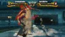 Naruto : Clash of Ninja Revolution 3 - Naruto VS Gaara