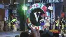 Bailes y más bailes en el Mosaico de Culturas