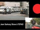 POINT ROUGE #24 LE JEAN SARKOZY SHOW A L'EPAD