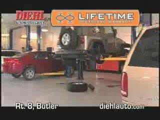 Toyota Dealer Pittsburgh – Diehl Toyota Buttler