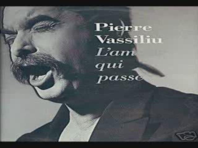 Pierre Vassiliu ~ Charlotte ~ {audio}