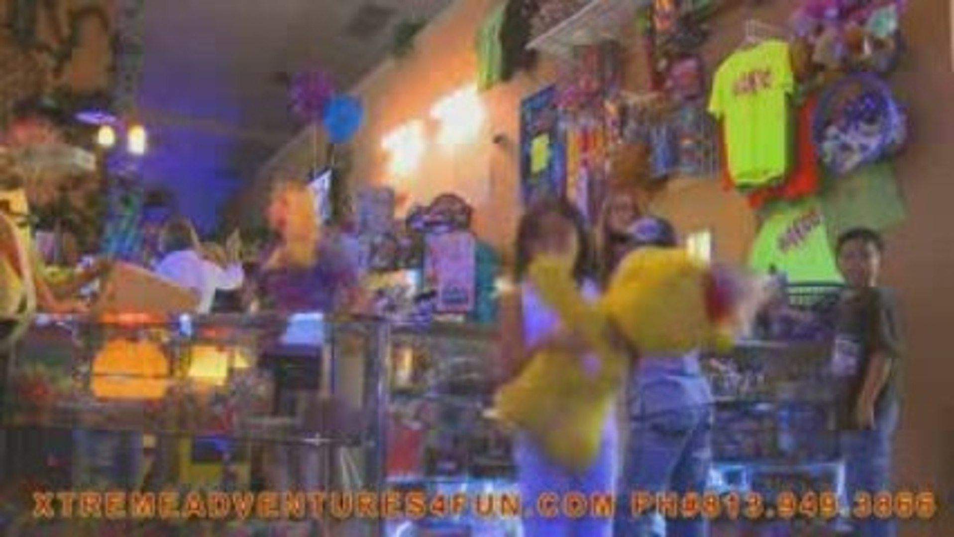 Xtreme Adventures Family Fun Center HD Spot