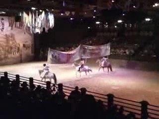 La légende de Buffalo Bill    Disneyland