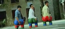 3 IDIOTS ALL IZZ WELL SONG PROMO