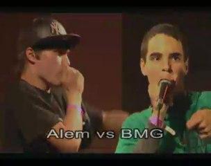 finale de Beat Box du festival hip-hop-2009