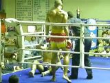 Match boxe thaï - Koh Samui
