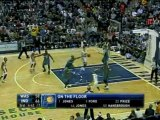 NBA Wizards vs. Pacers November 6,2009