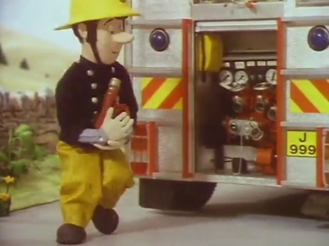 Fireman Sam - Sam's Day Off