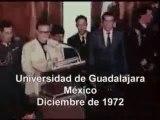 Discurso de Salvador Allende Universidad Guadalajara