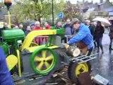 Festival des chanteurs de rue 2009 : casseuse à bois