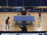 Mulhouse TT vs Quimper CTT - Tennis de Table