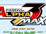 [PSP] Street Fighter Alpha 3 Max - Gameplay