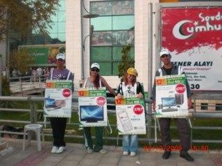 27-28-29 Ekim 2009 Tesco Kipa Balçovai Teknoloji Ürünleri