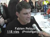 Fabien Pelous - Foire du Livre Brive 2009