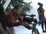 """Elody Marquant """"regarde moi"""" clip making of"""