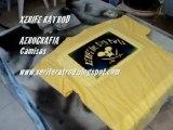 XERIFE RATROD aerografia camisa