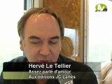 Hervé Le Tellier - 28 ème foire du livre de Brive