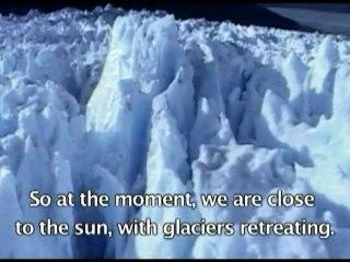 Climate Change - Chile Glacier