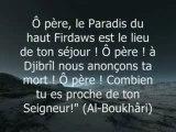 LE DISCOURS D ADIEU Du PROPHETE  alayhi salat wa salam