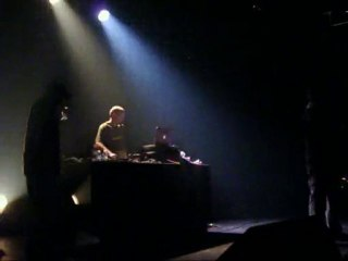 Vibronics feat Madu and Parvez @ Dub Session #6 - Bourges