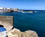 les plages de port aux poul (mers elhadjadj) 24 mars 2008