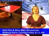 Red  Hot  and  Blue  BBQ  Restaurant  Auction  Virginia