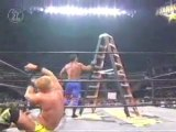 Chris Benoit vs Jeff Jarrett WCW Starrcade 12/19/1999 Ladder
