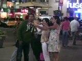 CANDID A NEW YORK-CÁNDIDAS A NUEVA YORK-CANDID В НЬЮ-ЙОРКЕ-