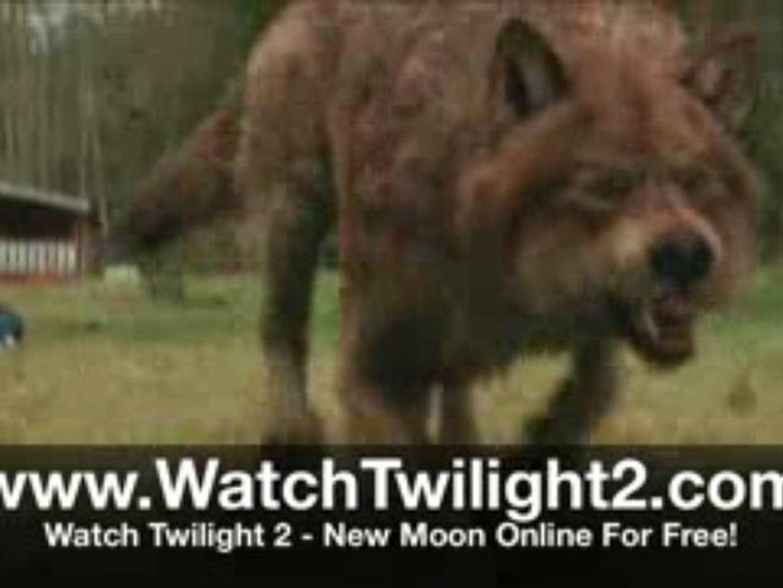 The Twilight Saga New Moon Part 1