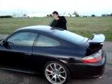 matthias pete les plombs EN GT3 avec son ami Bruno