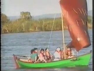 Mise à l'eau des yoles des Pays de Vilaine - Beganne 1999