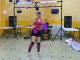 Danse Coco reine du dance floor