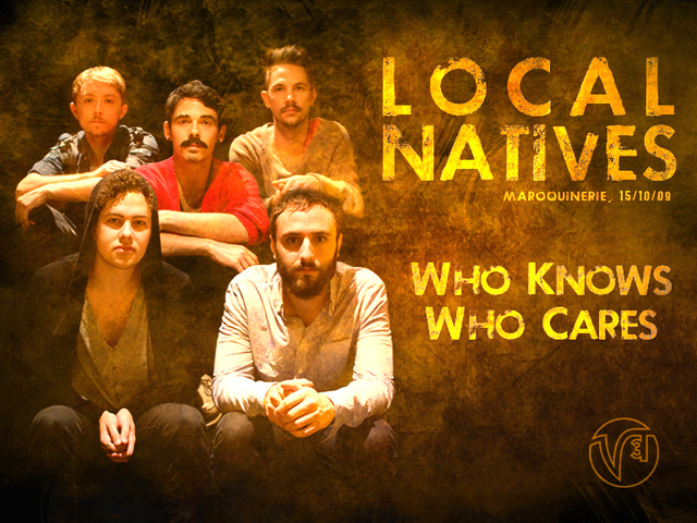Local Natives – Who Knows Who Cares