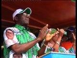 GUINEE EQUATORIALE 2009 - JT DE CAMPAGNE du 11 Novembre 2009