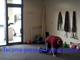 Tacoma Personal Trainer- training ab workout