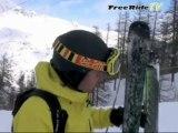 Test ski K2 Extreme 2010 par freeride-attitude