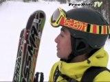 Test ski Salomon Cross Max 2010 par Freeride-attitude.com
