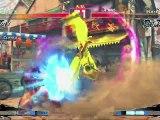 Exclu > Gameplay Super Street Fighter : Juri vs DeeJay (HD)