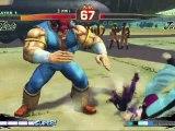 Exclu > Gameplay Super Street Fighter : Juri vs THawk (HD)