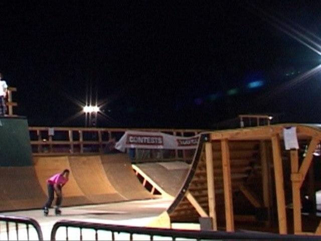 Skate Park - 100 Contests 2009