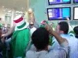 DEPARTle CAIRE pour le Match ALGERIE EGYPTE jeudi 12 nov
