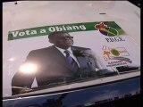 GUINEE EQUATORIALE 2009 - JT DE CAMPAGNE du 14 Novembre 2009